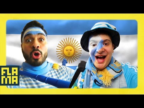 Pre-Game Checklist: Team Argentina