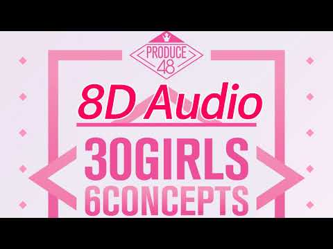 [Concert Sound] Produce 48 - Promise 약속 - See You Again (다시 만나) 「8D AUDIO」USE HEADPHONES