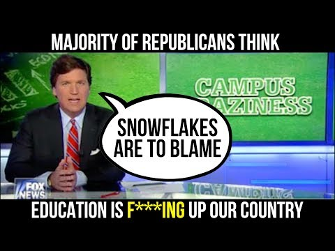 Majority of Republicans Think Education Is Ruining Our Country