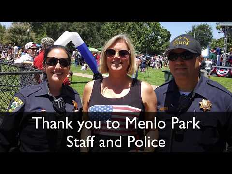 Menlo Park 4th of July 2017