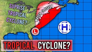Upcoming Tropical Cyclone? US Threat? Watch Closely!