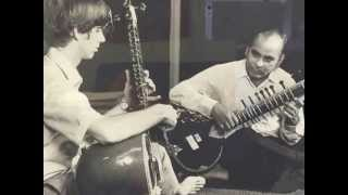 Raga Shree  Stephen Slawek, sitar Ishwar Lal Misra, tabla