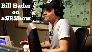 Bill Hader - Trainwreck, SNL, Relationship with Wife, etc - #SRShow
