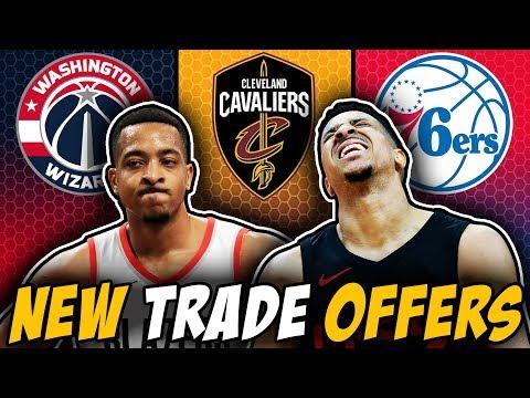 NEW Trade Offers For CJ McCollum