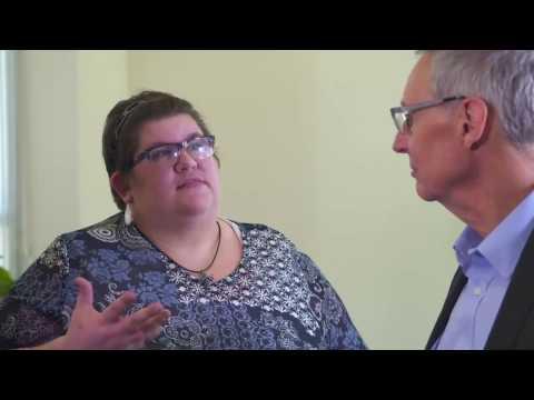 NIAID Speaks to REPRIEVE Volunteers About HIV, Heart Health