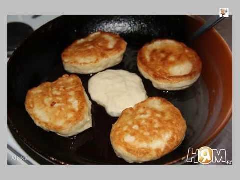 Дрожжевые оладушки на молоке рецепт с фото