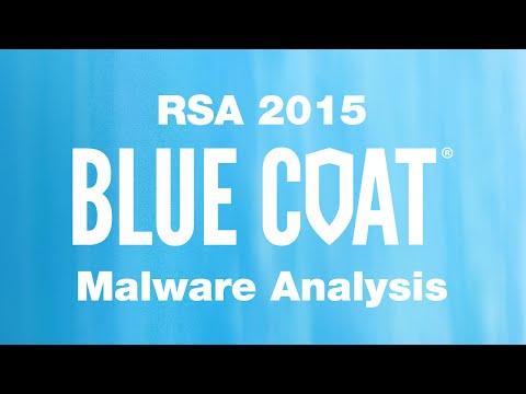 RSA 2015 Sandbox Zero Day Malware Blue Coat Best Malware Analysis Appliance for APT