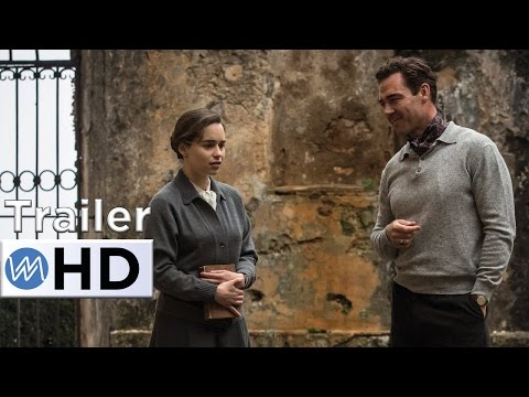 VOICE FROM THE STONE   Emilia Clarke & Marton Csokas