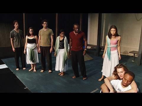 Stanford Summer Theater Presents Odysseus Tale