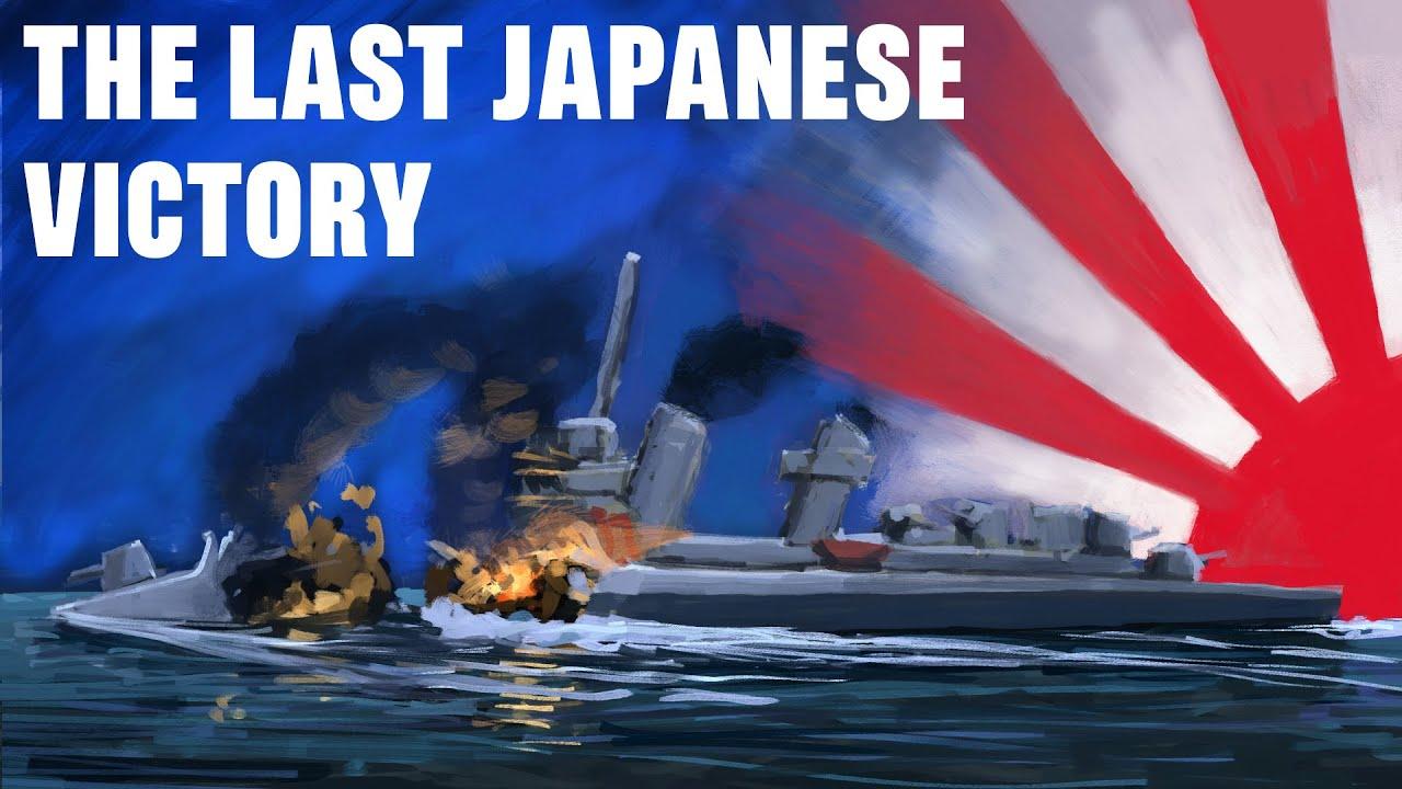 The Last Japanese Victory: Vella Lavella