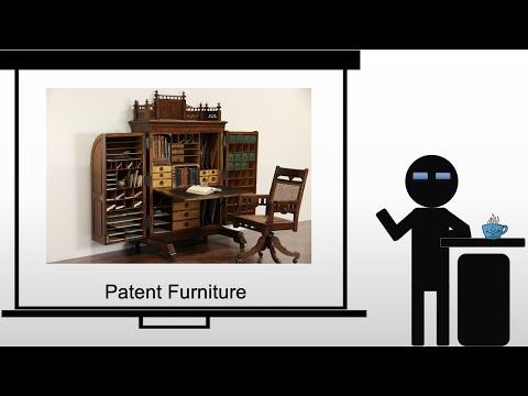 Victorian Patent Furniture