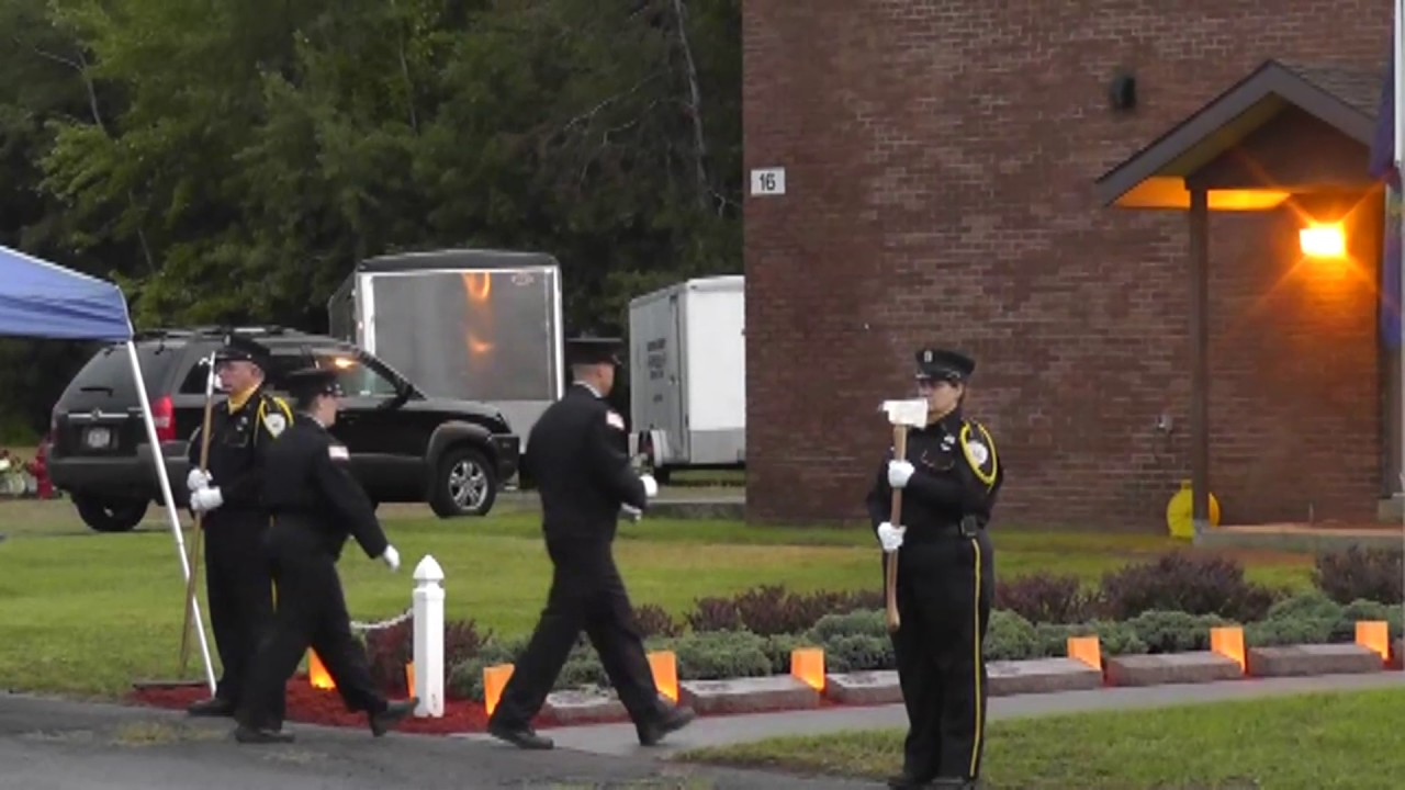 Clinton County EMS Memorial  9-12-13
