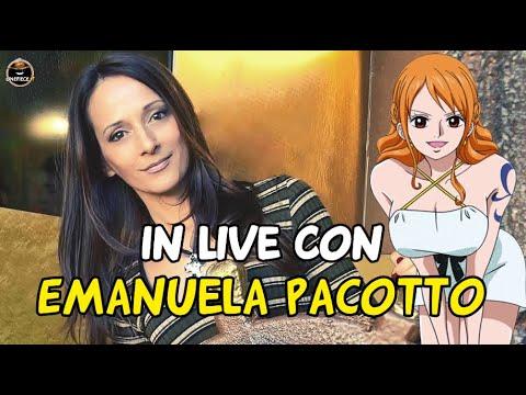 Intervista ad Emanuela Pacotto, voce italiana di Nami