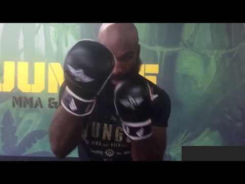 "Best Grappling Gloves from Elite Sports - Review by Pro MMA Fighter ""Black Santa"""