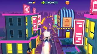 Kids Super Puper - Talking Tom Gold Run AGENT ANGELA IN LAS VEGAS Android Gameplay For Children A3V