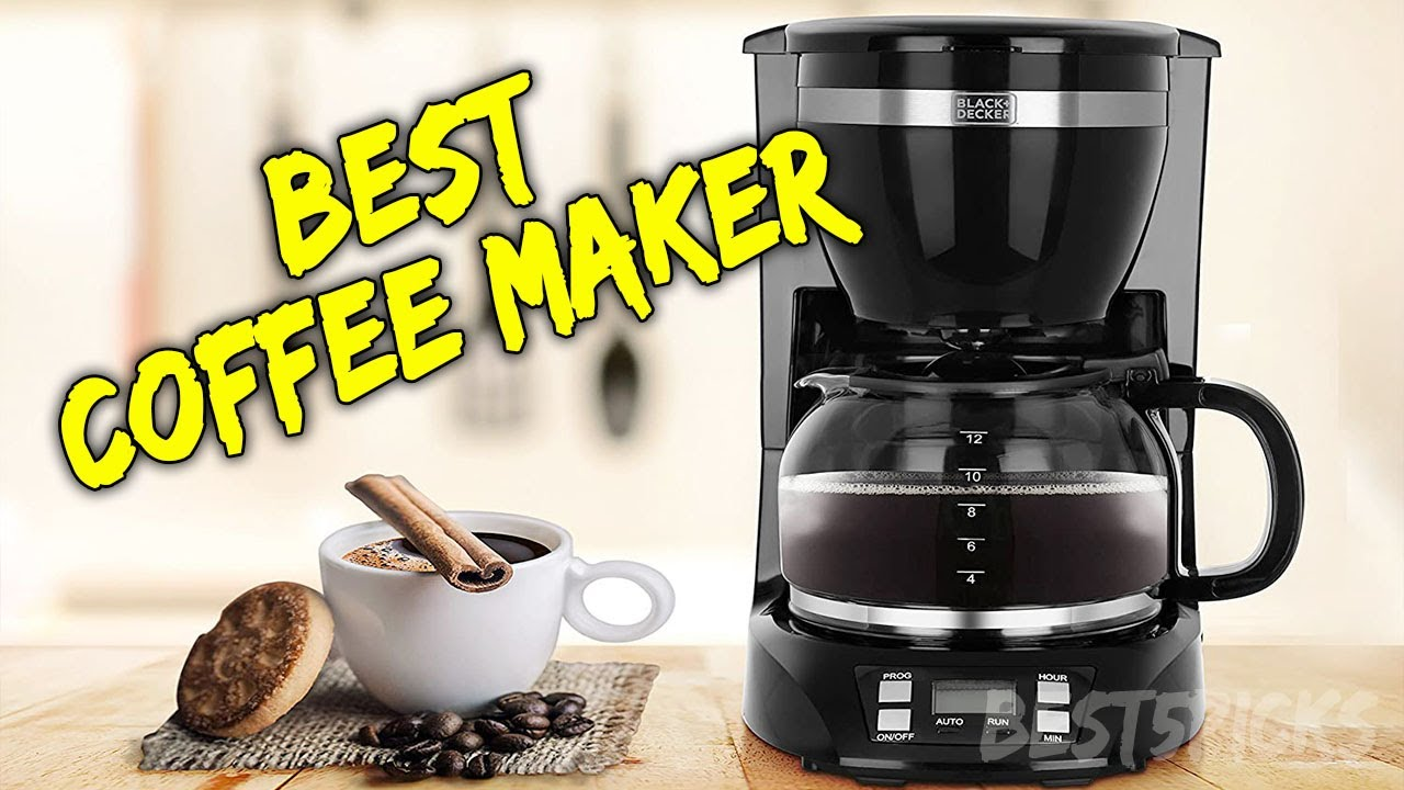 Best Coffee Maker 2020 - Top 5 Coffee Maker Picks For Home ...