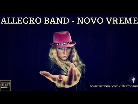 Allegro Band  Novo vreme   2013