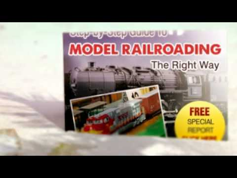 Model Train For Beginners Building Kit Download