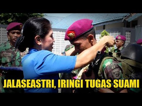 Istri TNI wajib Nonton, Betapa bangganya.