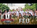 UTOWN: Top 5 Musts in FEU with that Tatak Tamaraw on Campus Guide