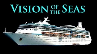 Vision of the seas departing Fort Lauderdale on 6/9/14