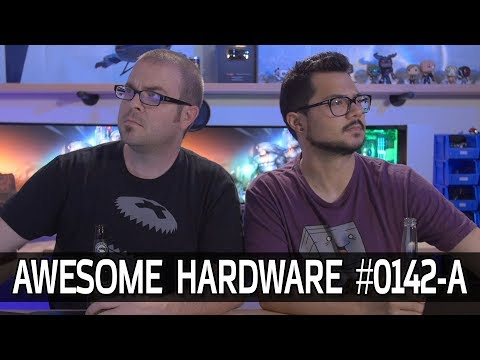 Awesome Hardware #0142-A: An AMD Hitjob, NVIDIA GPP, Ryzen 2000 Specs/Price Leaks