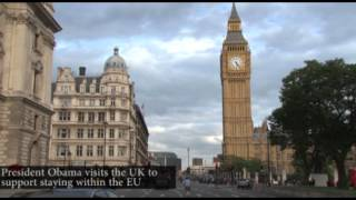 Saudi Arabia Runs Out of Money, Obama Votes Stay in the UK and More in 60 Seconds!