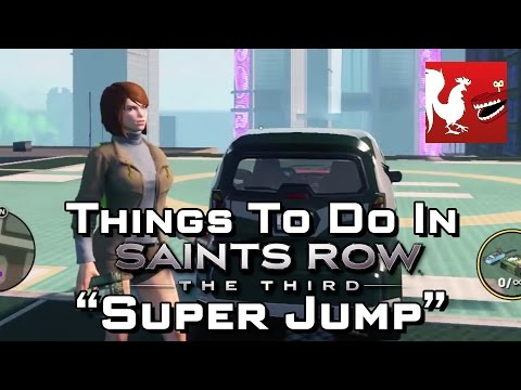 Things to Do In Saint's Row 3 – Super Jump