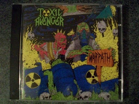 Toxic Avenger - Burn Posers
