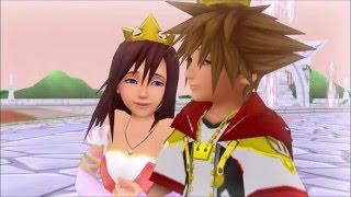 The Last of Sora and Kairi Together Memories