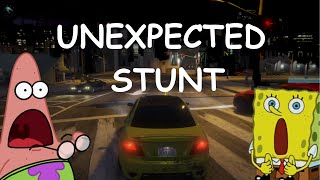 GTA Online - The Most Unexpected Stunt Ever!