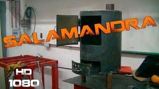 Salamandra  Wood stove
