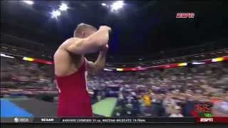 Kyle Dake (Cornell University) - 4x NCAA Wrestling Champion