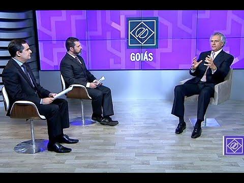Ronaldo Caiado destaca a força do agronegócio goiano