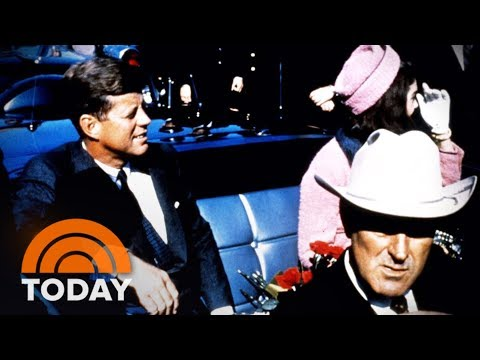 Will President Trump Allow Release Of JFK Assassination Files Sealed In National Archives? | TODAY