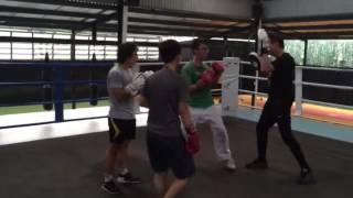Vietnamese-German University Saigon Boxing