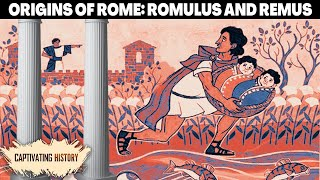 The Founding of Rome: The Roman Myth of Romus and Remus Animated thumbnail