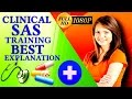 Best Clinical SAS Training  From Hyderabad India