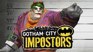 Gotham City Impostors | KNIFE ONLY GAMEPLAY #1