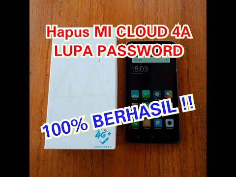 cara-hapus-mi-cloud-redmi-4a-lupa-password-tanpa-pc