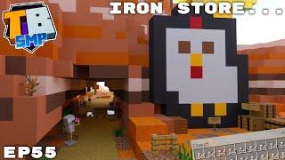 Worst Iron Store On The Server! - Truly Bedrock Season 2 Minecraft SMP Episode 55