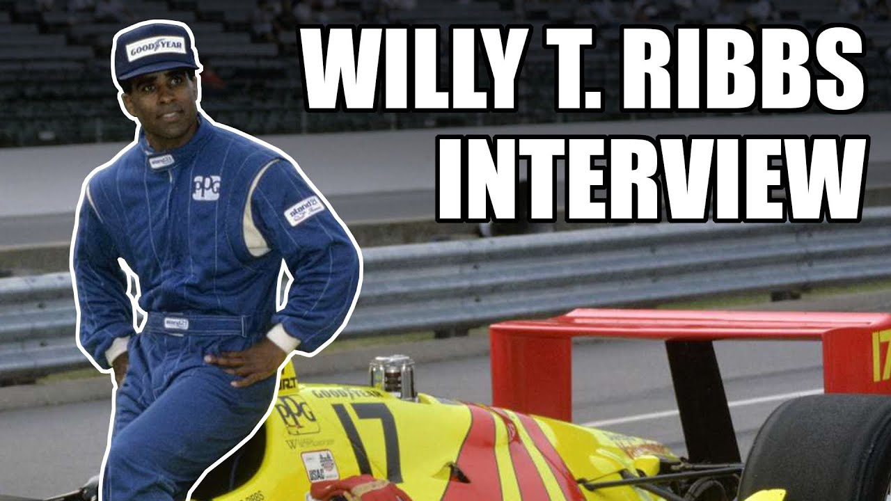 Racing Legend Willy T. Ribbs Interview