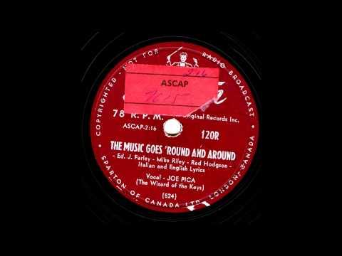 The Music Goes Round and Around - Joe Pica