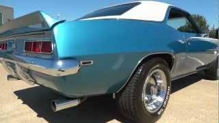 1969 Chevrolet Camaro SS 350