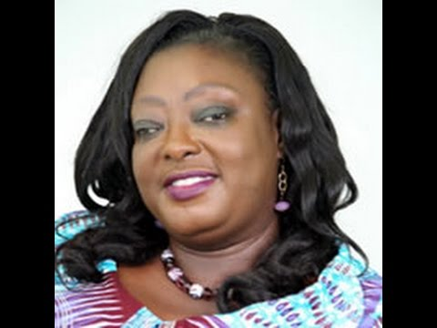 FREDA PREMPEH, Deputy Minister Designate works and housing