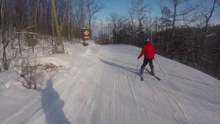 Ski Canada - BLUE MOUNTAIN RESORT - INTENSE SKIING *CANADA*