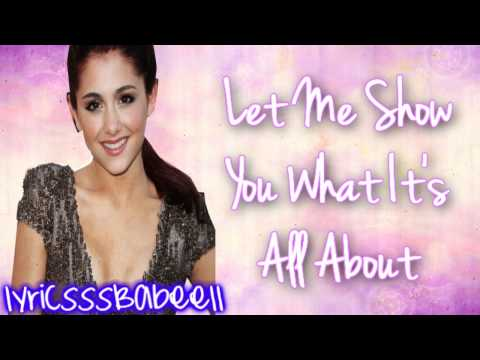 Ariana Grande - ABC (with lyrics+download link) HD