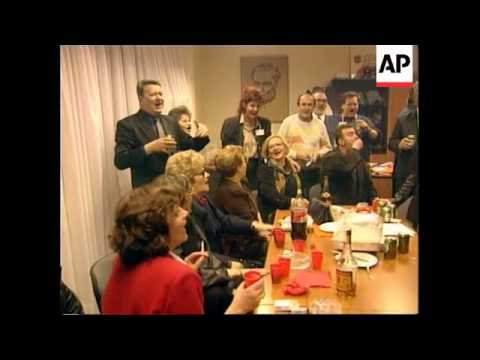 BOSNIA: ELECTIONS LATEST
