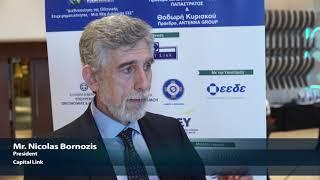 2018 8th Annual Capital Link CSR Forum - Mr. Bornozis Interview
