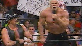 Scott Steiner ROID RAGE RAMPAGE!!!!! [Nitro - 2nd Nov 1998]